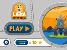 Laika: Dog in Space!